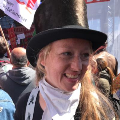 Sarah-Luisa Freiherr